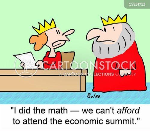 attend cartoon
