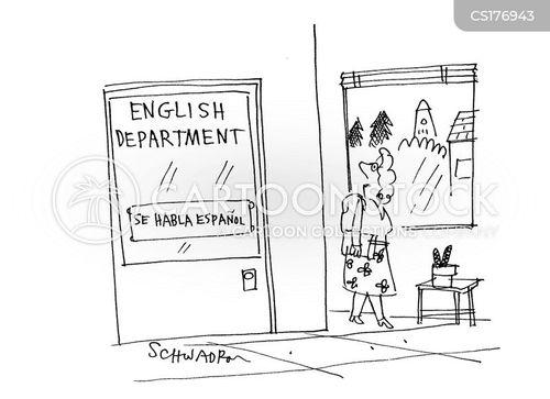multicultural cartoon