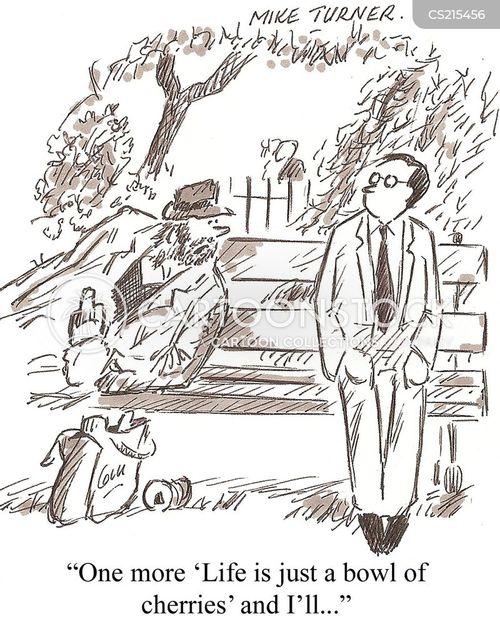 vagabond cartoon