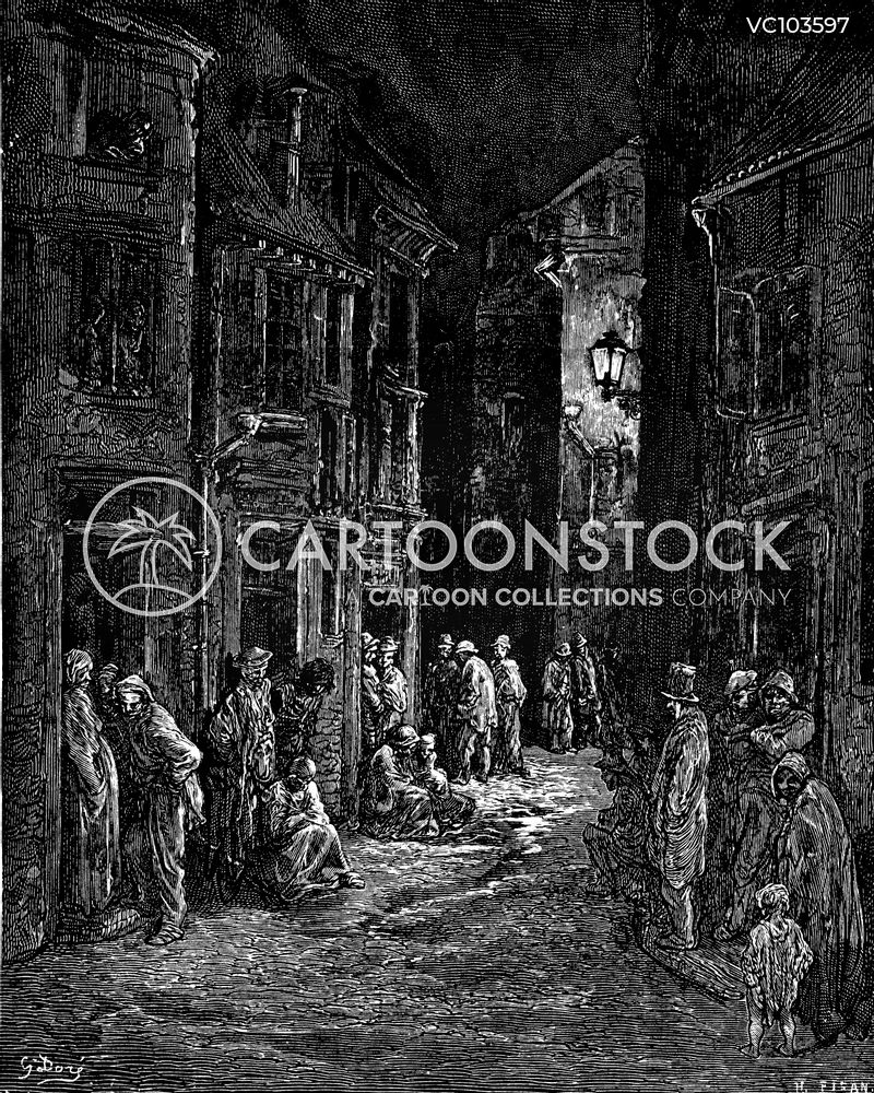 Victorian Slums cartoons, Victorian Slums cartoon, funny, Victorian Slums picture, Victorian Slums pictures, Victorian Slums image, Victorian Slums images, Victorian Slums illustration, Victorian Slums illustrations