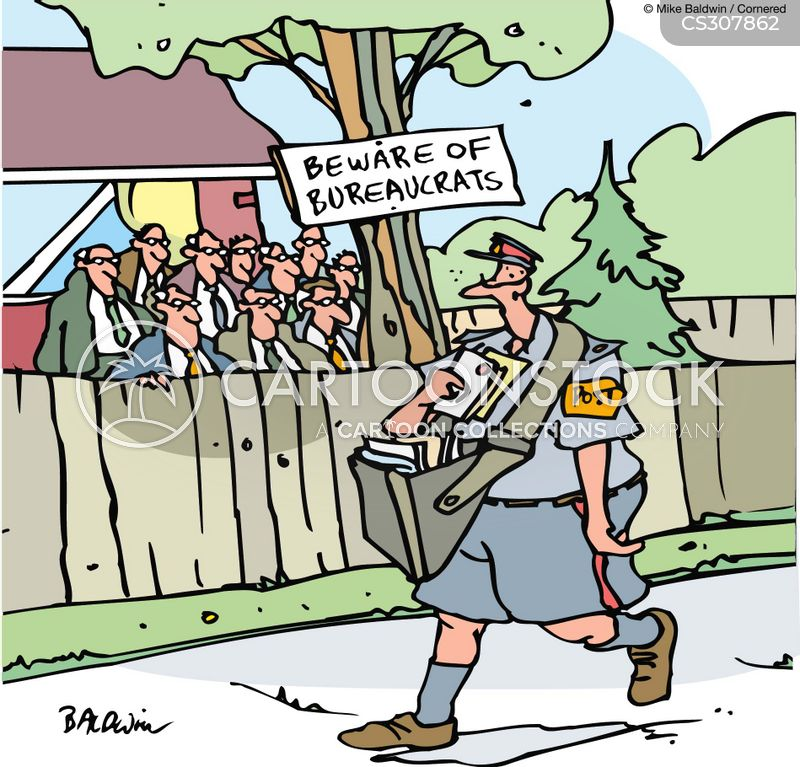 postie cartoon
