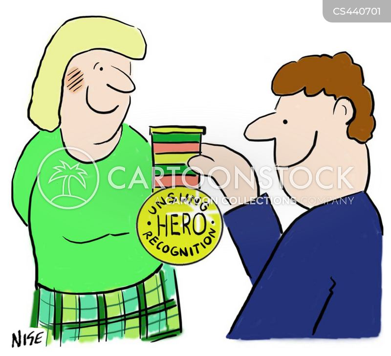 unsung heroes cartoon