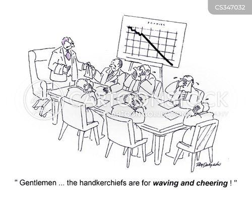waved cartoon