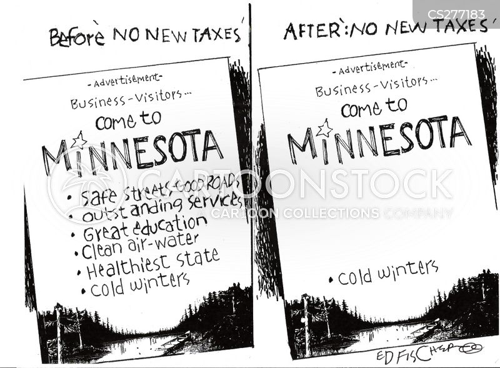 cold winter cartoon