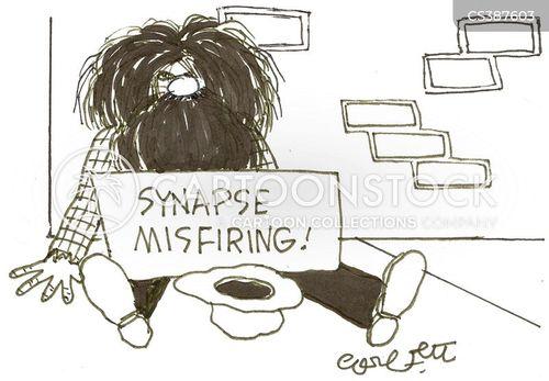 synapses cartoon