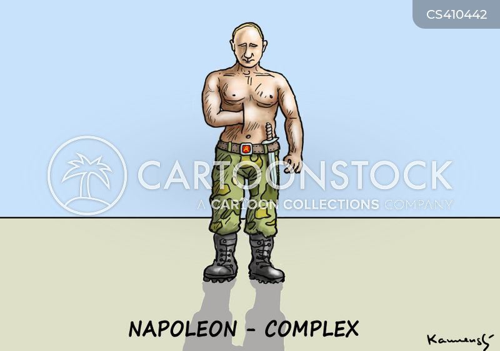napoleon complex cartoon