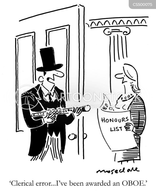 obe cartoon