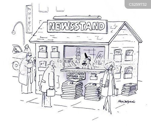 sheltering cartoon