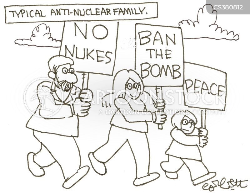 nuclear families cartoon