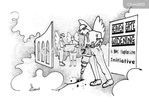 bmi cartoon