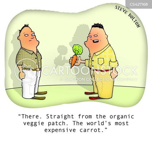 food costs cartoon