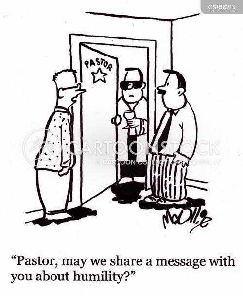evangelical cartoon