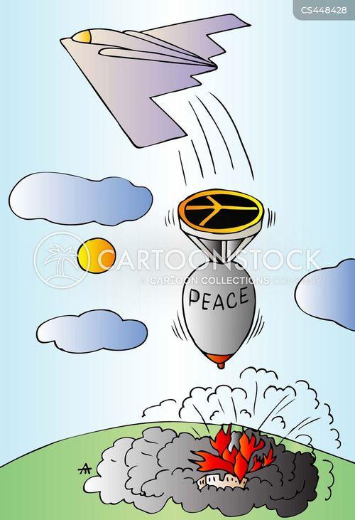 foreign affairs cartoon