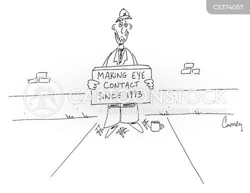 defenceless cartoon
