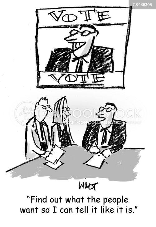 governing cartoon