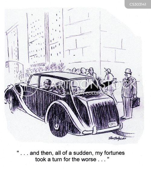 mixed signals cartoon