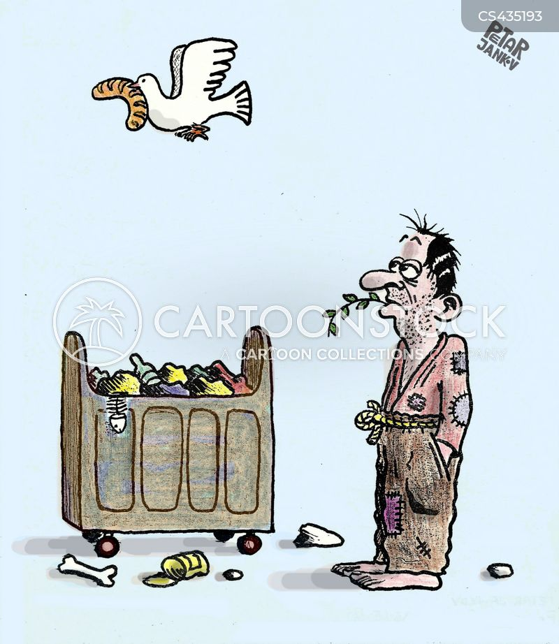 olive leaves cartoon