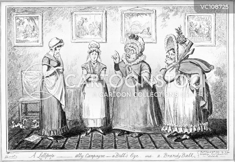 Old Maids cartoons, Old Maids cartoon, funny, Old Maids picture, Old Maids pictures, Old Maids image, Old Maids images, Old Maids illustration, Old Maids illustrations