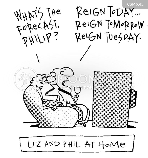 rainy day cartoon