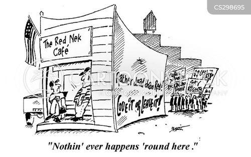 culture wars cartoon