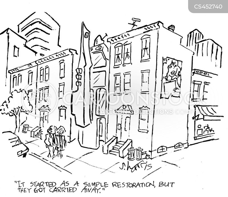 restores cartoon