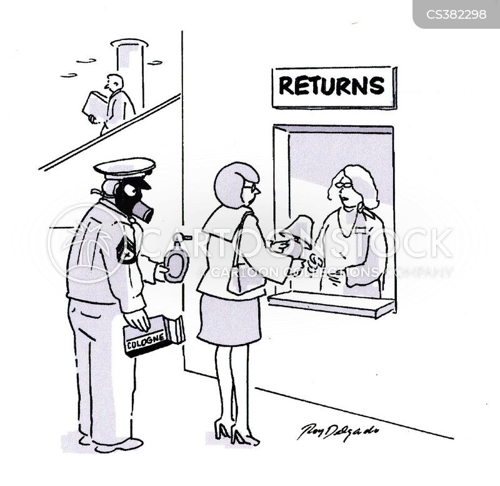 give back cartoon