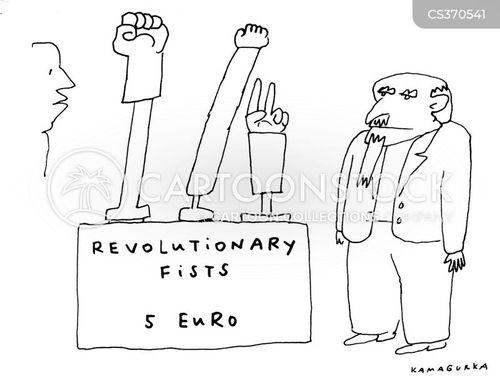 revolting cartoon