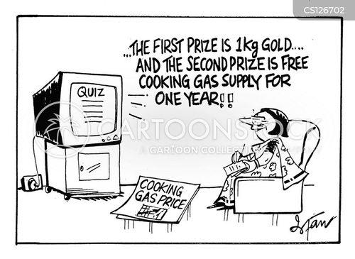quizes cartoon