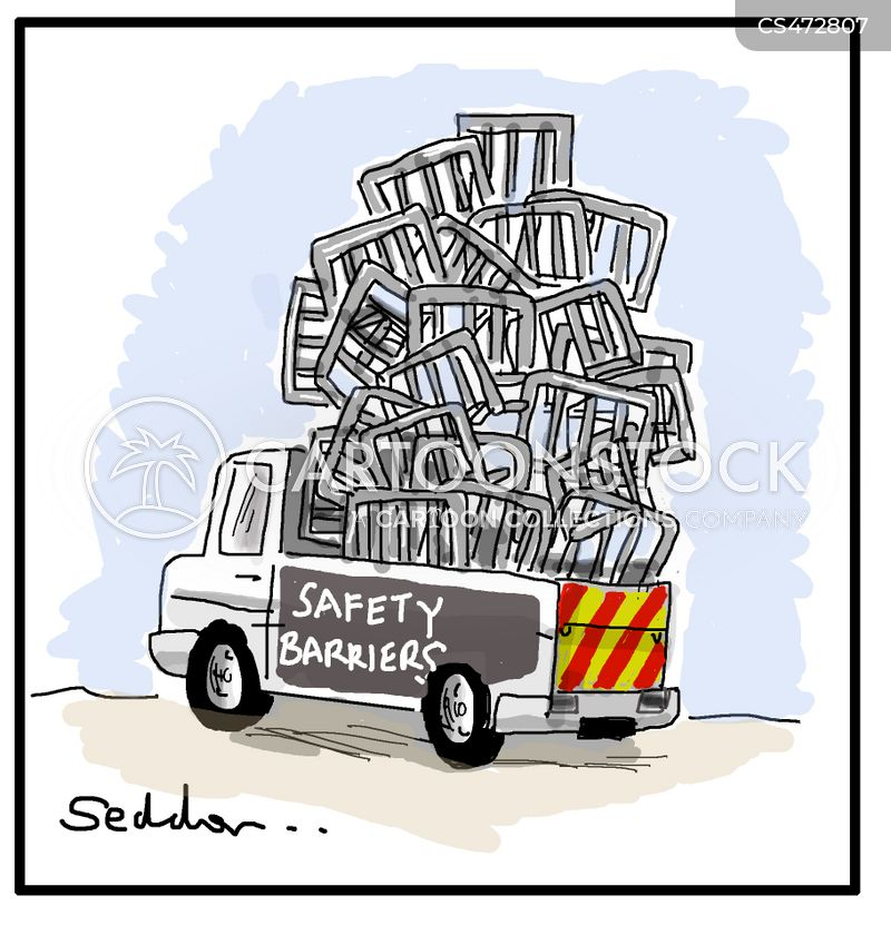 safety procedure cartoon