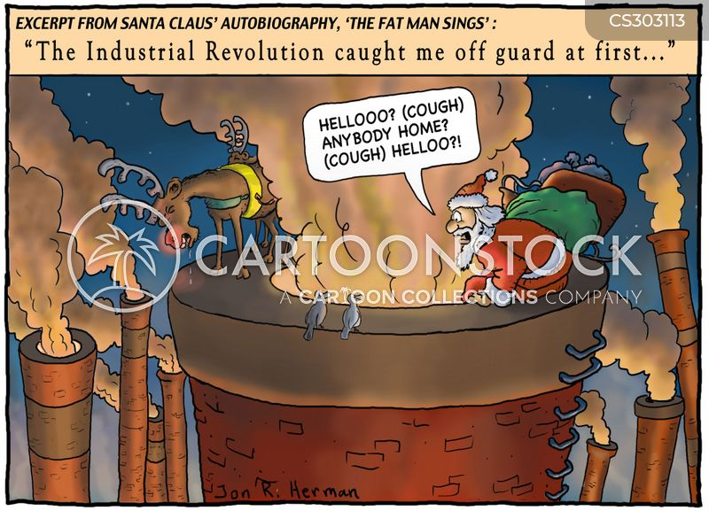 Industrial Cartoon Pictures Industrial Revolution Cartoon