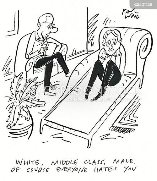 privileged background cartoon