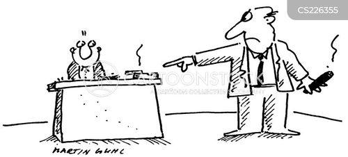 non smoker cartoon