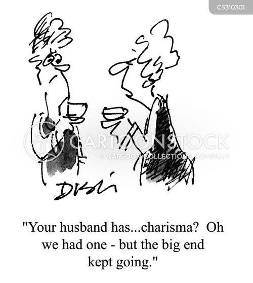 social engagement cartoon