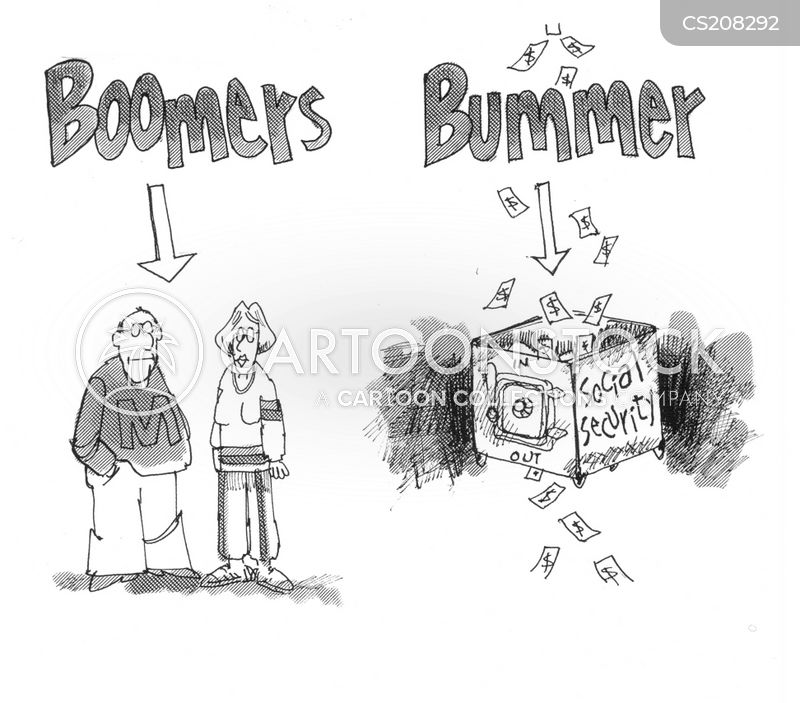 boomers cartoon