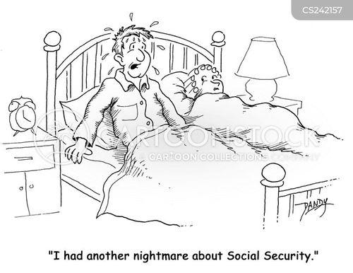 sleep aids cartoon