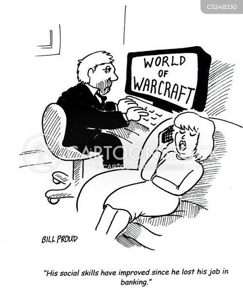 warcraft cartoon