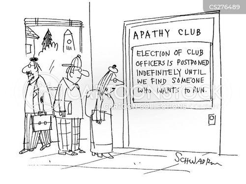 disinterest cartoon