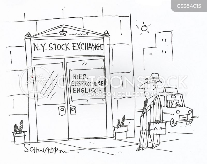 Market Trader Cartoons and Comics - funny pictures from