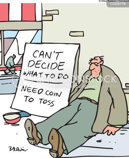 cant decide cartoon