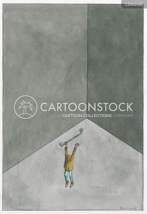 no way out cartoon