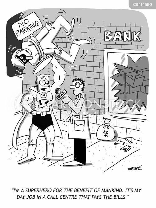 day jobs cartoon