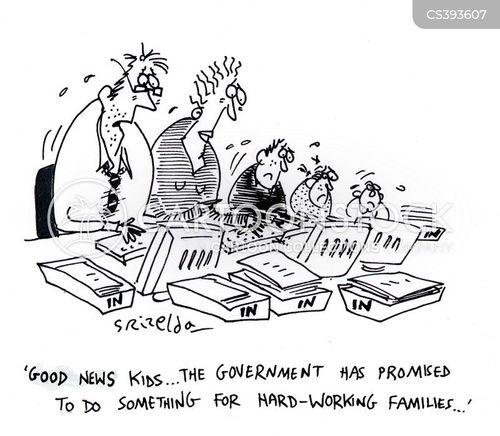 child labour cartoon