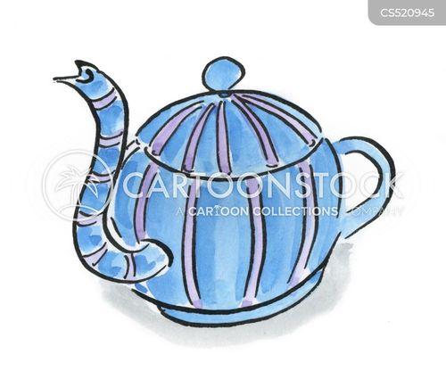stoneware cartoon