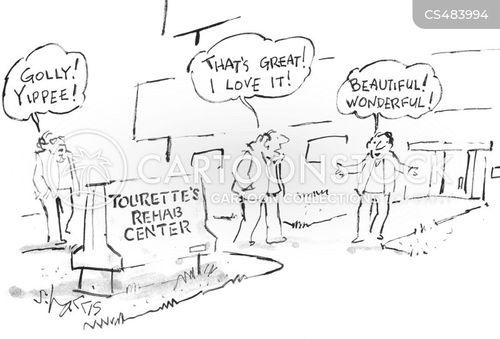 rehabilitating cartoon
