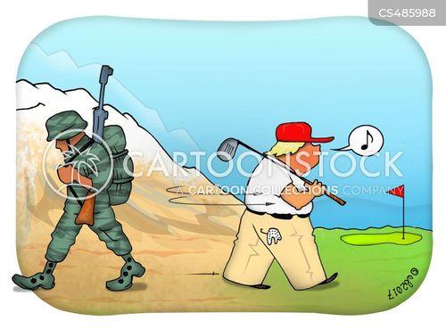 draft dodger cartoon