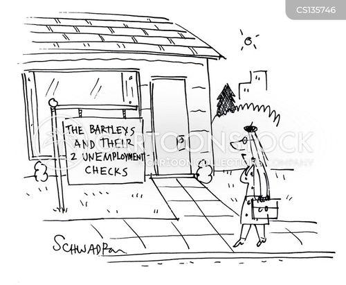 welcomed cartoon