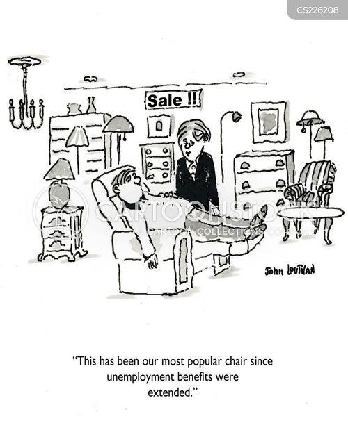 social welfare cartoon
