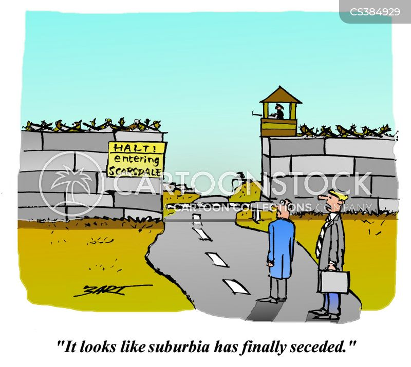 seceded cartoon