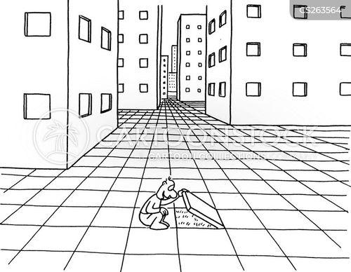 urbanised cartoon