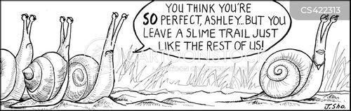slime cartoon